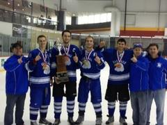 east lake hockey team to face-off in national play